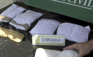 Absuelto un Guardia Civil acusado traficar con más de 30 kilos de cocaína