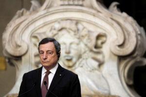 Draghi, de economista a político de la resurrección