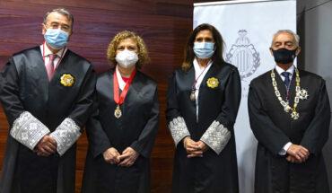 Francisco Real, Mª Emilia Adan, Auxiliadora Borja y Antonio Sotillo