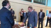 Federico Fernández jura como nuevo presidente de la Abogacía andaluza