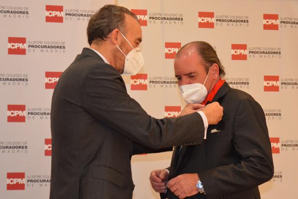 Manuel Marchena y Ángel Mesas