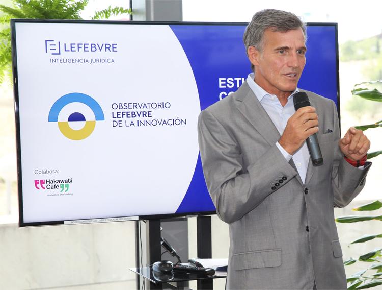 José Angel Sandín, CEO de Lefebvre