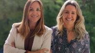 Silvia Moreno junto con Marta Morales , socia directora de la zona Sur de Lener