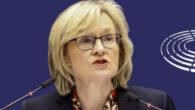 Mairead McGuinness, comisaria europea de Servicios FInancieros