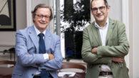 José Miguel Contreras, presidente del Consejo de Administración de Morison ACPM y Xavier Rius, director general de la Fundación ICIL