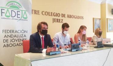 Pleno de la Federación Andaluza de Jóvenes Abogados –FADEJA