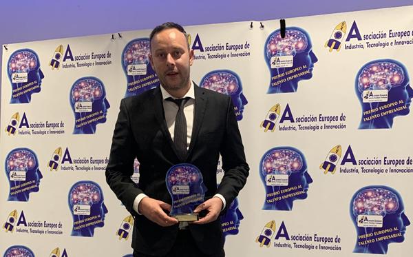 Premio Europeo al Talento Empresarial'