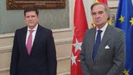 Ministro de Justicia de Colombia, Wilson Ruiz Orejuela en ICAM