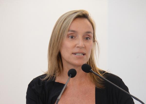 Sofía Puente, directora general de Seguridad Jurídica y Fe Pública del Ministerio de Justicia