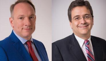 Philipp Kirchheim y Santiago Díez