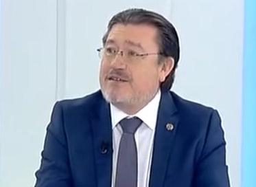 El decano del Colegio Notarial de Canarias, Alfonso Cavallé