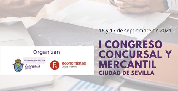 I Congreso Concursal y Mercantil Ciudad de Sevilla