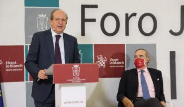 Daniel Calleja y José María Alonso
