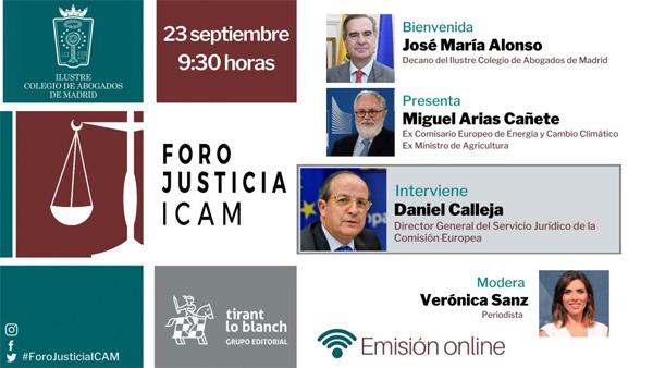 Foro Justicia ICAM