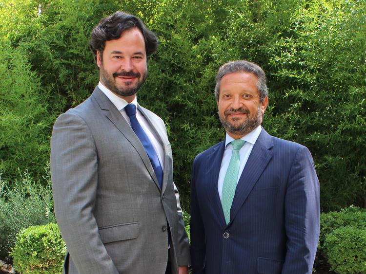 Esteban Ceca Gómez - Arevalillo  y José Carlos González Vázquez