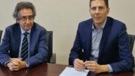 El secretario general de CETM, José María Quijano, y el director de Proyectos de ICIRED, Luigi Nazzaro