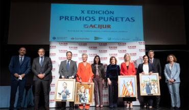 X Edición de los Premios Puñetas