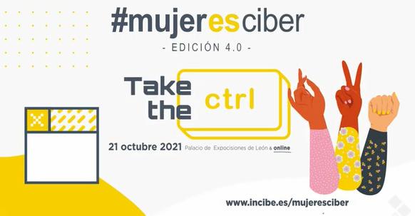 #MujeresCiber